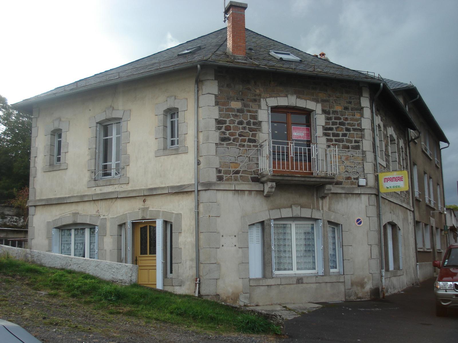 Offres de vente Appartement Riom-ès-Montagnes 15400